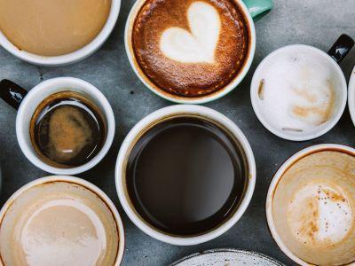 Koffie bij Novotel Hotel Maastricht